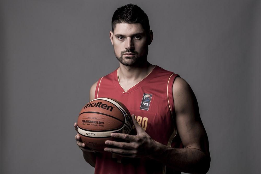 Nikola Vucevic Montenegro FIBA