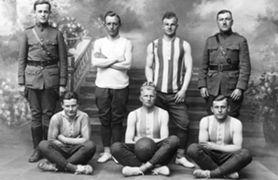 WW1 Basketball