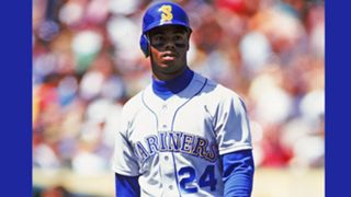 1989 Griffey Seattle
