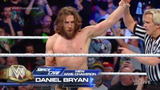 WWE, スマックダウン, #1004, WWE王座戦, ブライアン