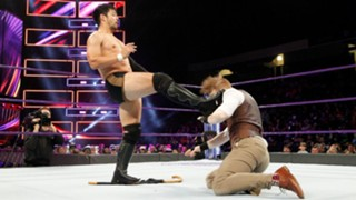 205 Live Hideo Itami Kicked Jack Gallagher