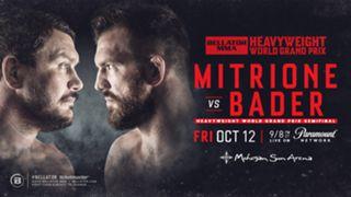 Bellator ベラトール MMA 総合格闘技 マット・ミトリオン