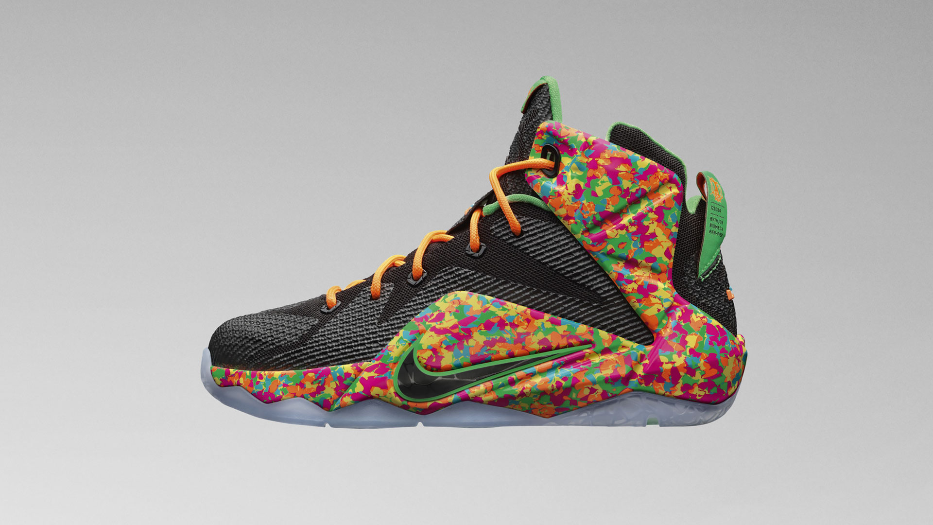 buy popular 54f76 8ac49 LEBRON 12 Cereal shoes | Sporting News