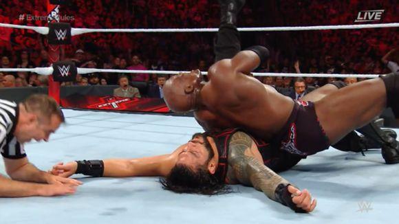 WWE PPV エクストリーム・ルールズ ラシュリー