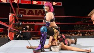 アスカ WWE 無敗