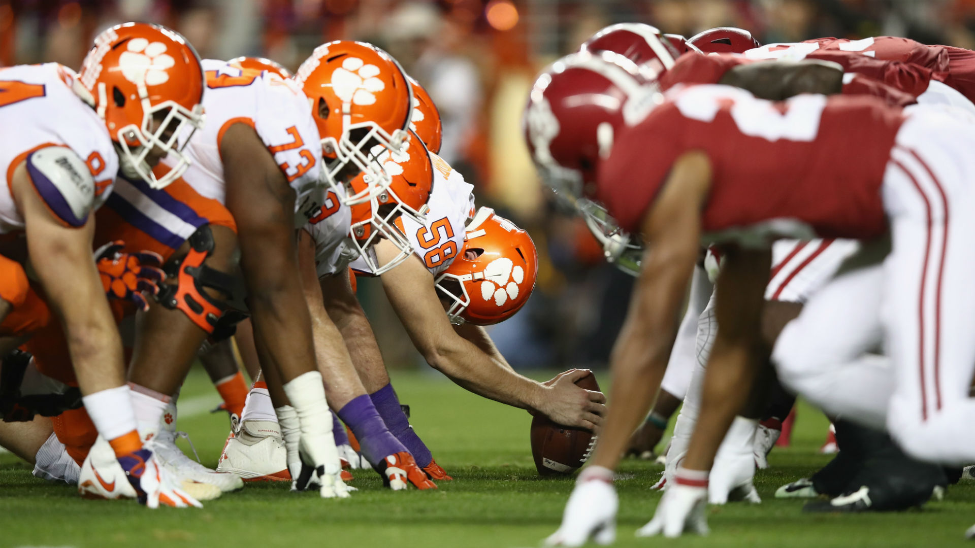 Clemson's John Simpson doesn't think Alabama was the best team the Tigers faced last season