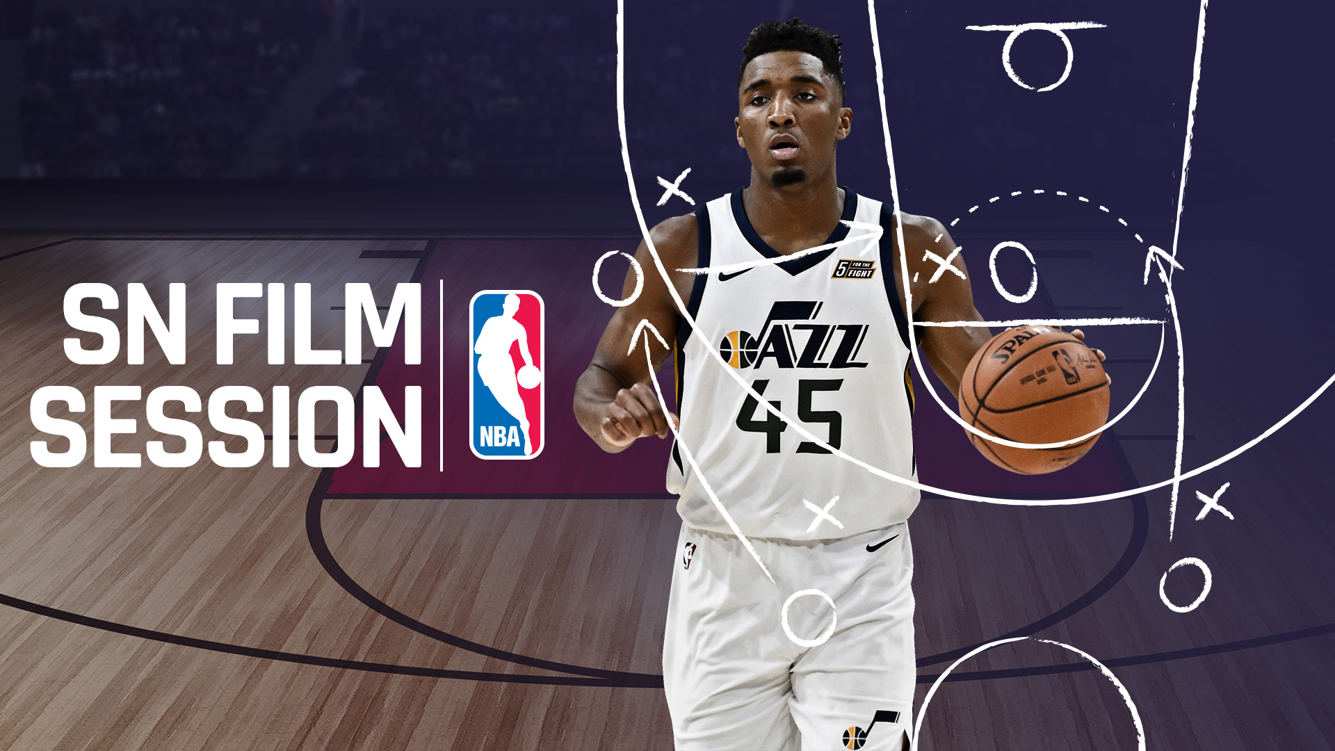 Donovan Mitchell isn't just Rookie of the Year material — he's a future star