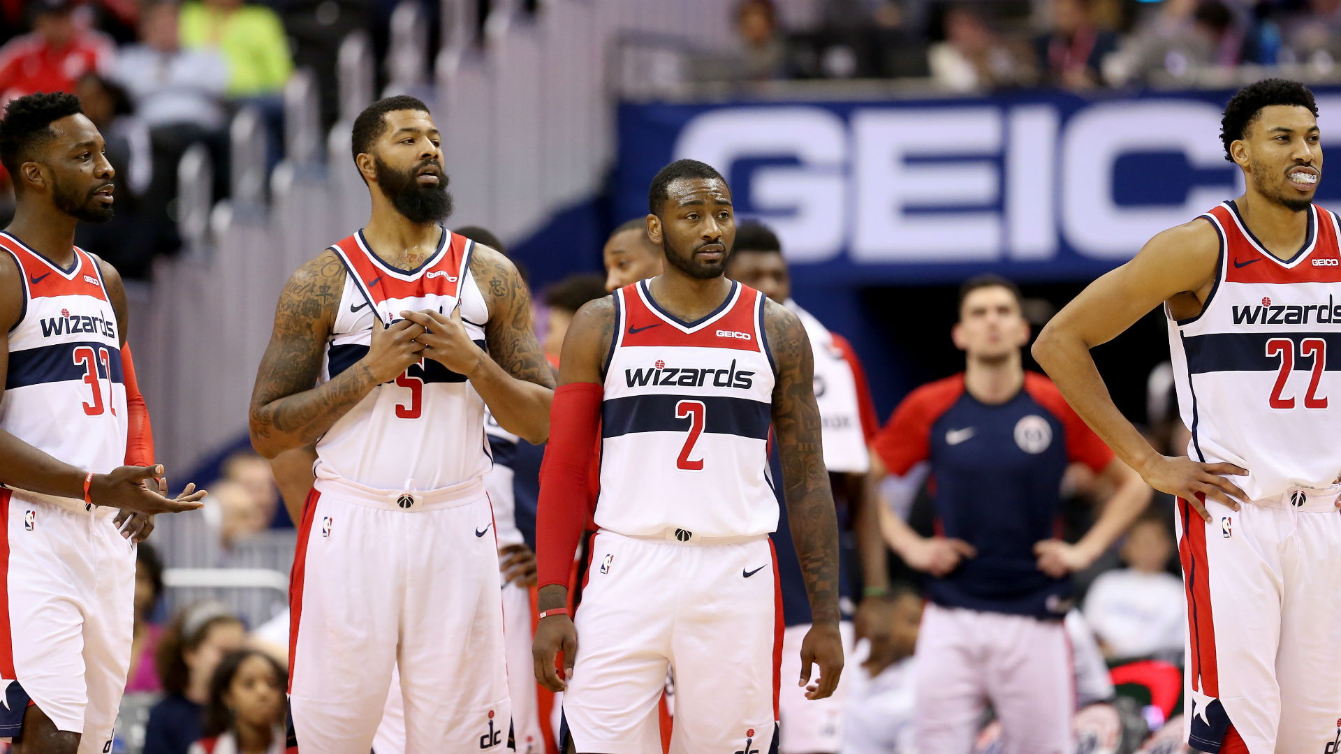 434e9c822f89 Wizards can seek trade to transform roster