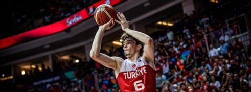 Osman Turkey FIBA