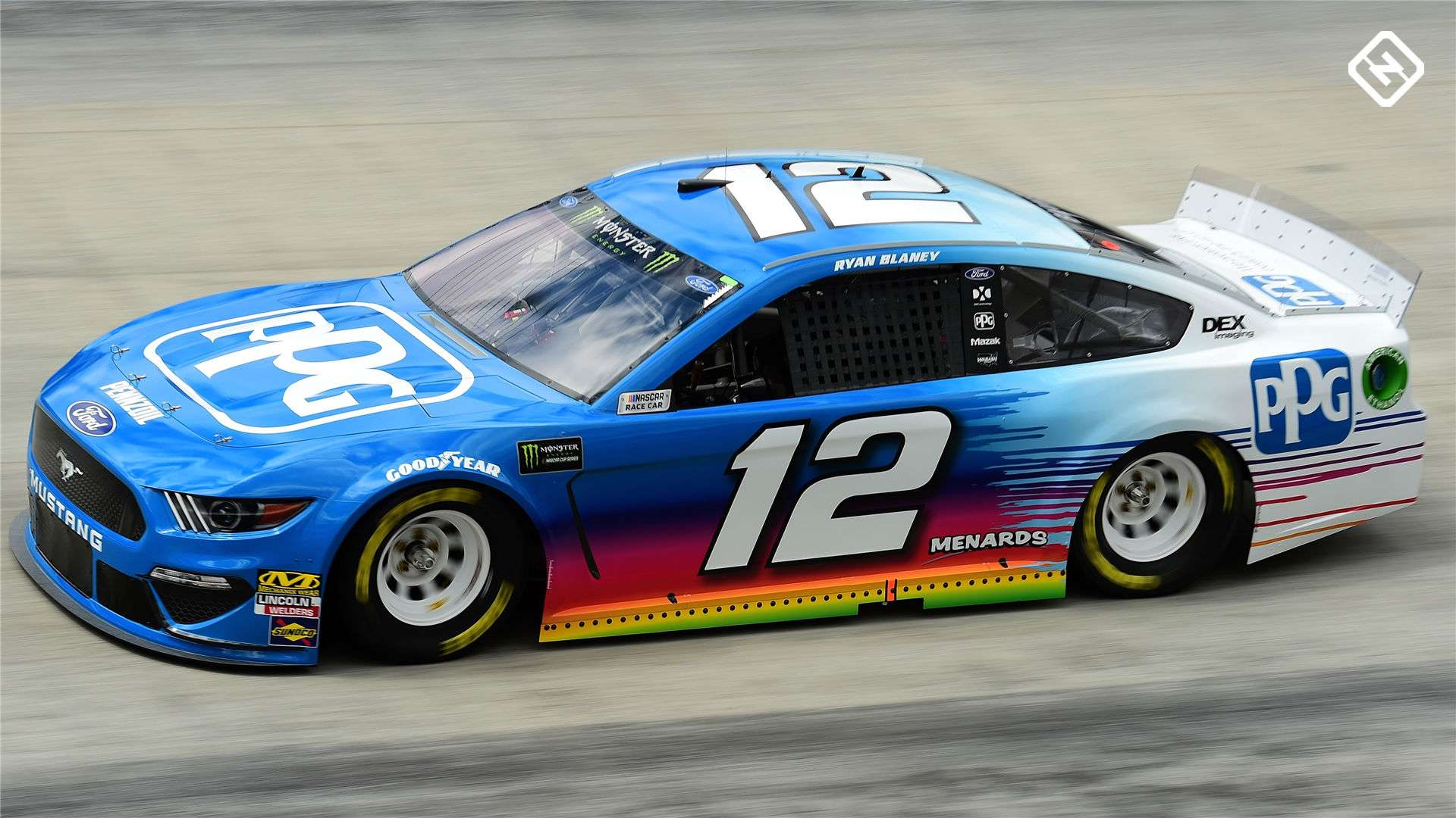 NASCAR's 2019 Cup cars are the most badass-looking cars in