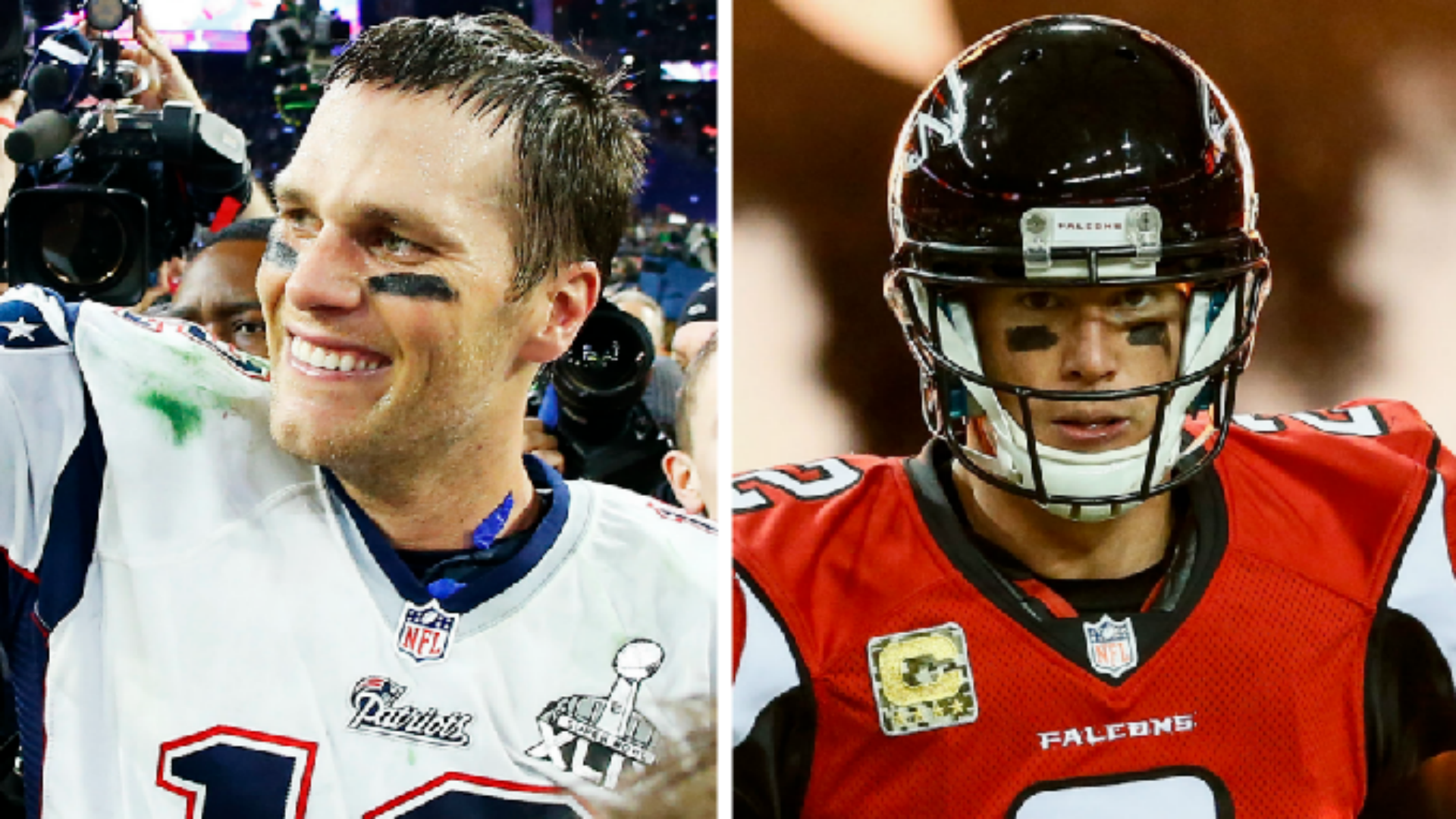 best loved fb11b 20535 Super Bowl 51 uniforms: Falcons to wear red, Patriots to ...
