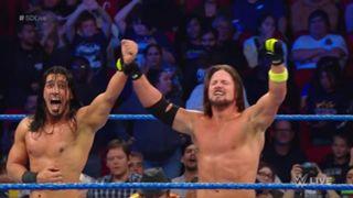 WWE, スマックダウン, #1009, アリ