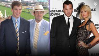 Eli Manning, Carson Daly | Doug Reinhardt, Paris Hilton