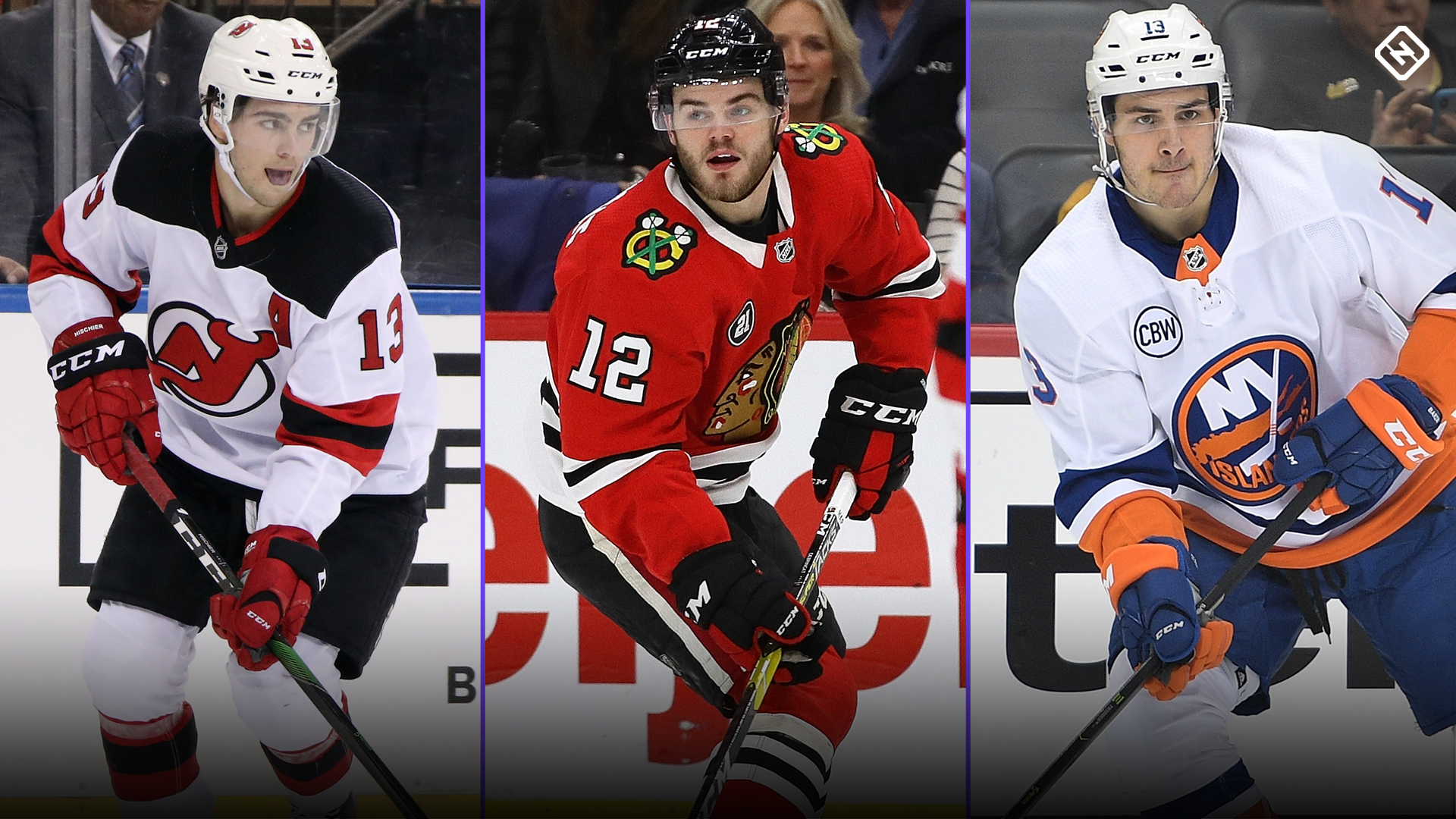 NHL RFA's 2020: Nico Hischier, Alex DeBrincat, Mathew Barzal headline next summer's class