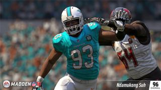 Madden NFL 16 - Ndamukong Suh