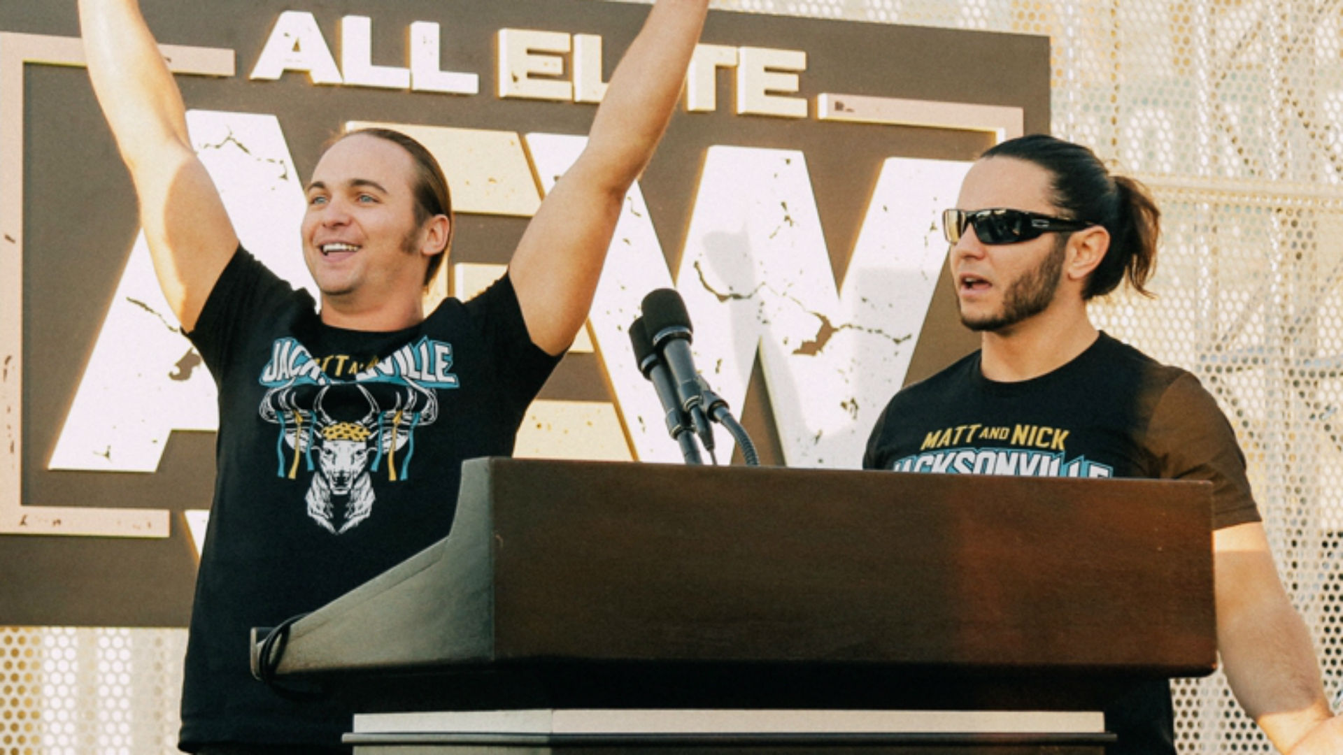 The Young Bucks talk controversial decision to leave Twitter, early success of All Elite Wrestling - sporting news