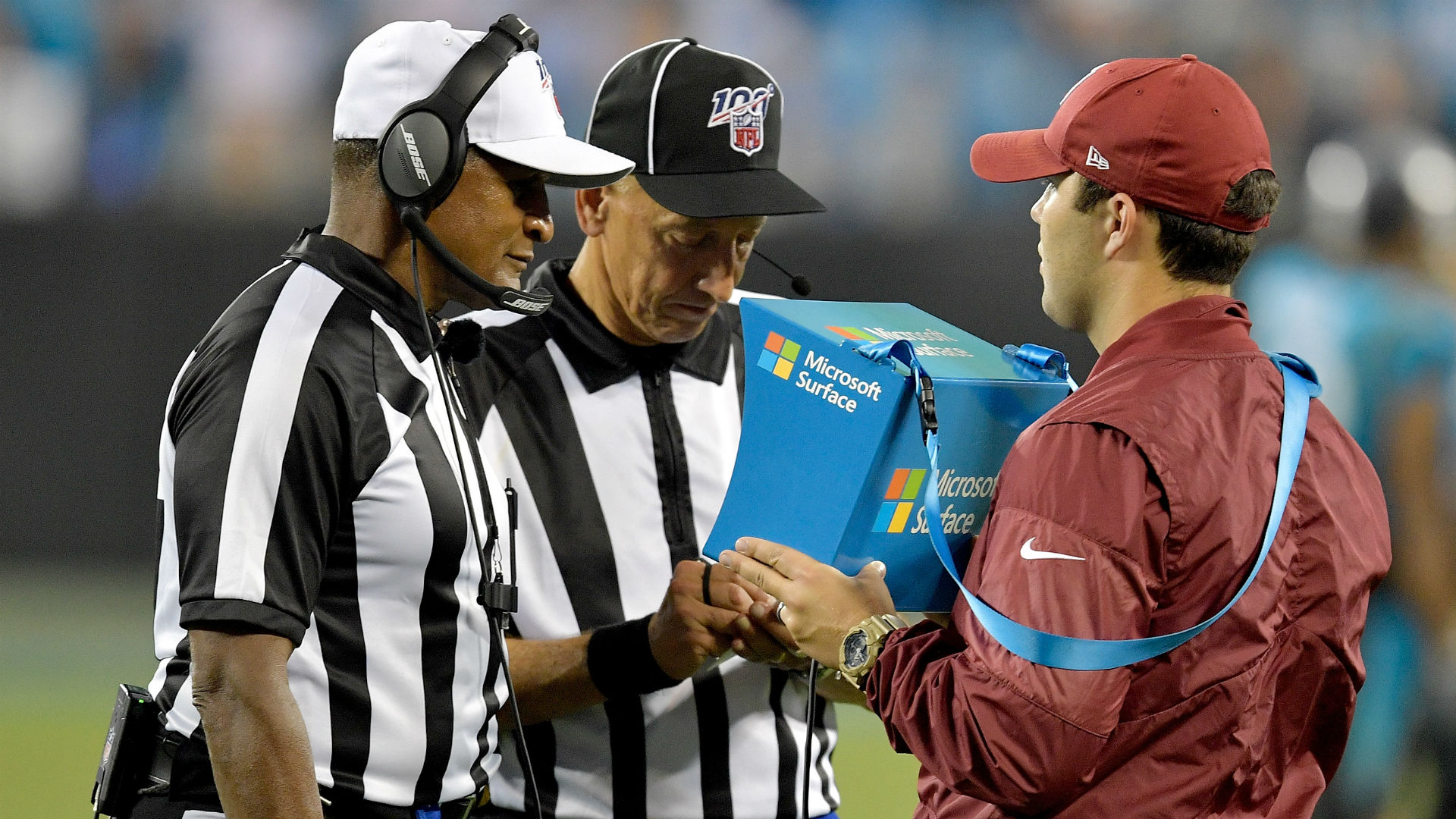 NFL can fix pass interference replay problem with simple tweak, Fox's Mike Pereira says