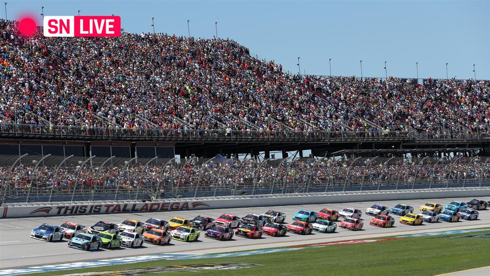 NASCAR at Talladega: Live updates, highlights from 1000Bulbs.com 500