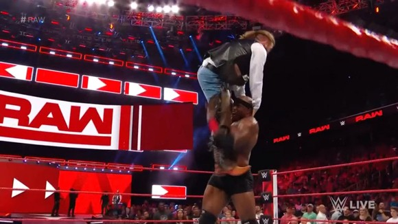 WWE ロウ #1316 ボビー・ラシュリー アライアス