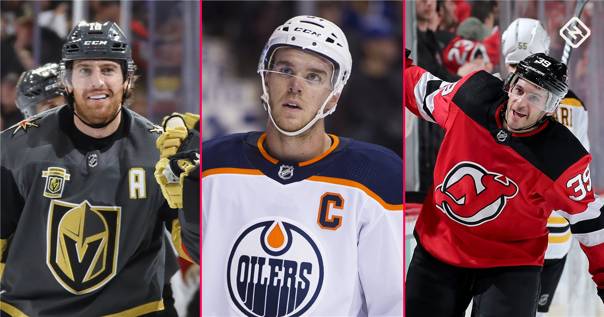 NHL's unofficial playoff predictor: Reading into the standings at Thanksgiving milepost