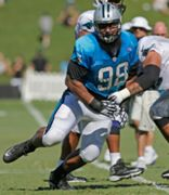 No. 98: Star Lotulelei, DT, Panthers