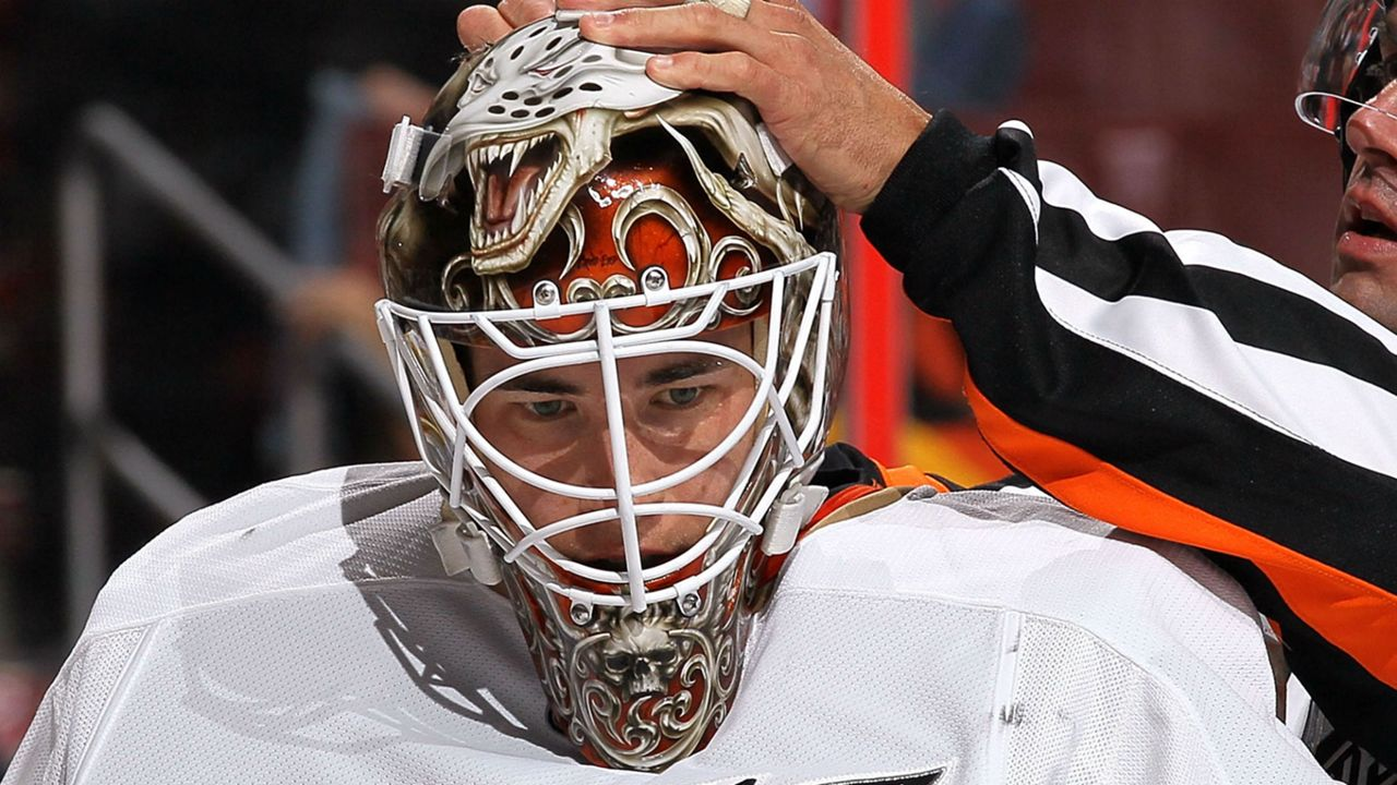 Scariest Goalie Masks In Nhl History Creepy Cool And Just Plain