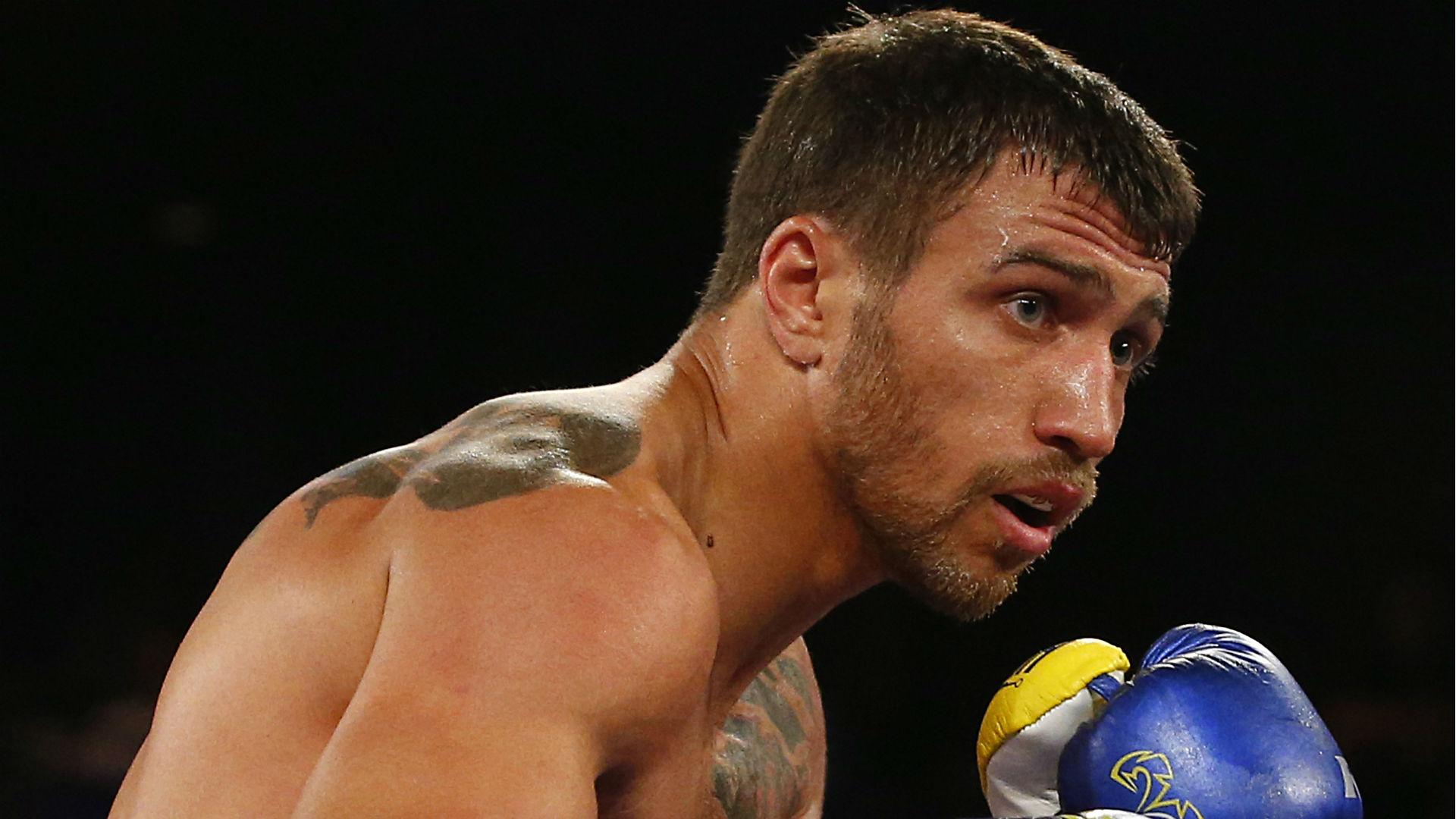 Vasyl Lomachenko doesn't want to face and beat an 'old' Manny Pacquiao