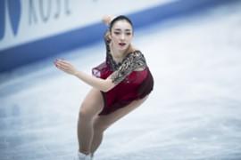 Rika Hongo at NHK Trophy SP