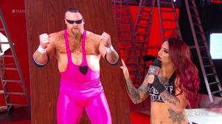 WWE, ロウ, #1333, ナタリヤ vs. ルビー