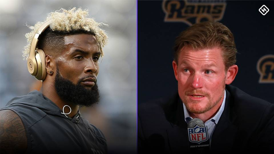 Odell Beckham trade rumors, big free-agent signings products of Rams' new vision