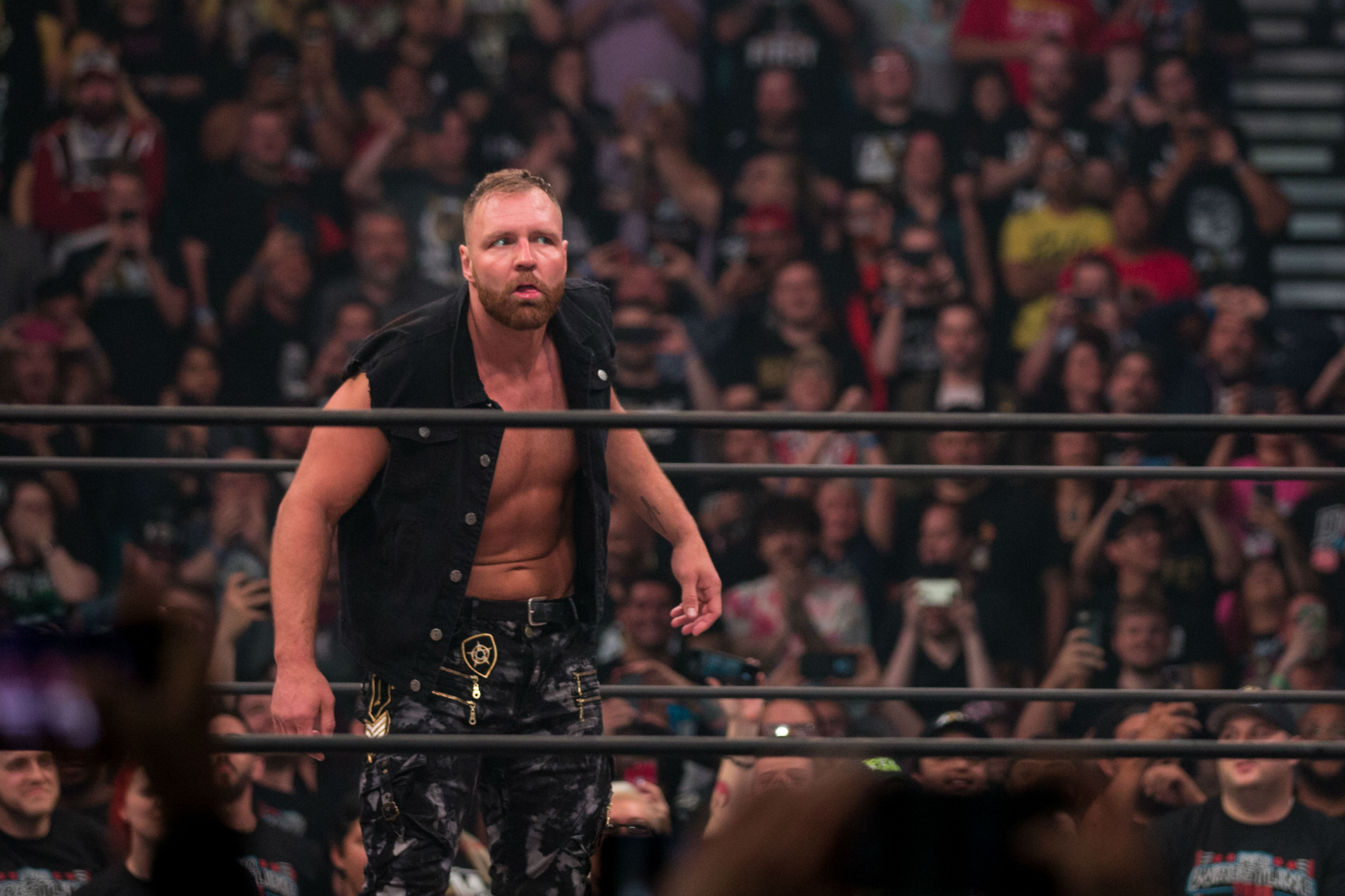 Jon Moxley opens up on his frustrations with WWE, when he knew he was leaving the company