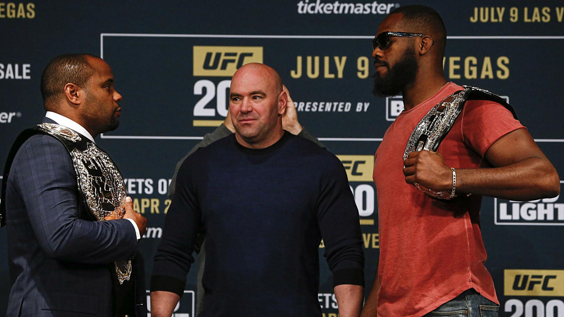 UFC 214 fight card: Jones vs. Cormier 2 date, time, PPV price