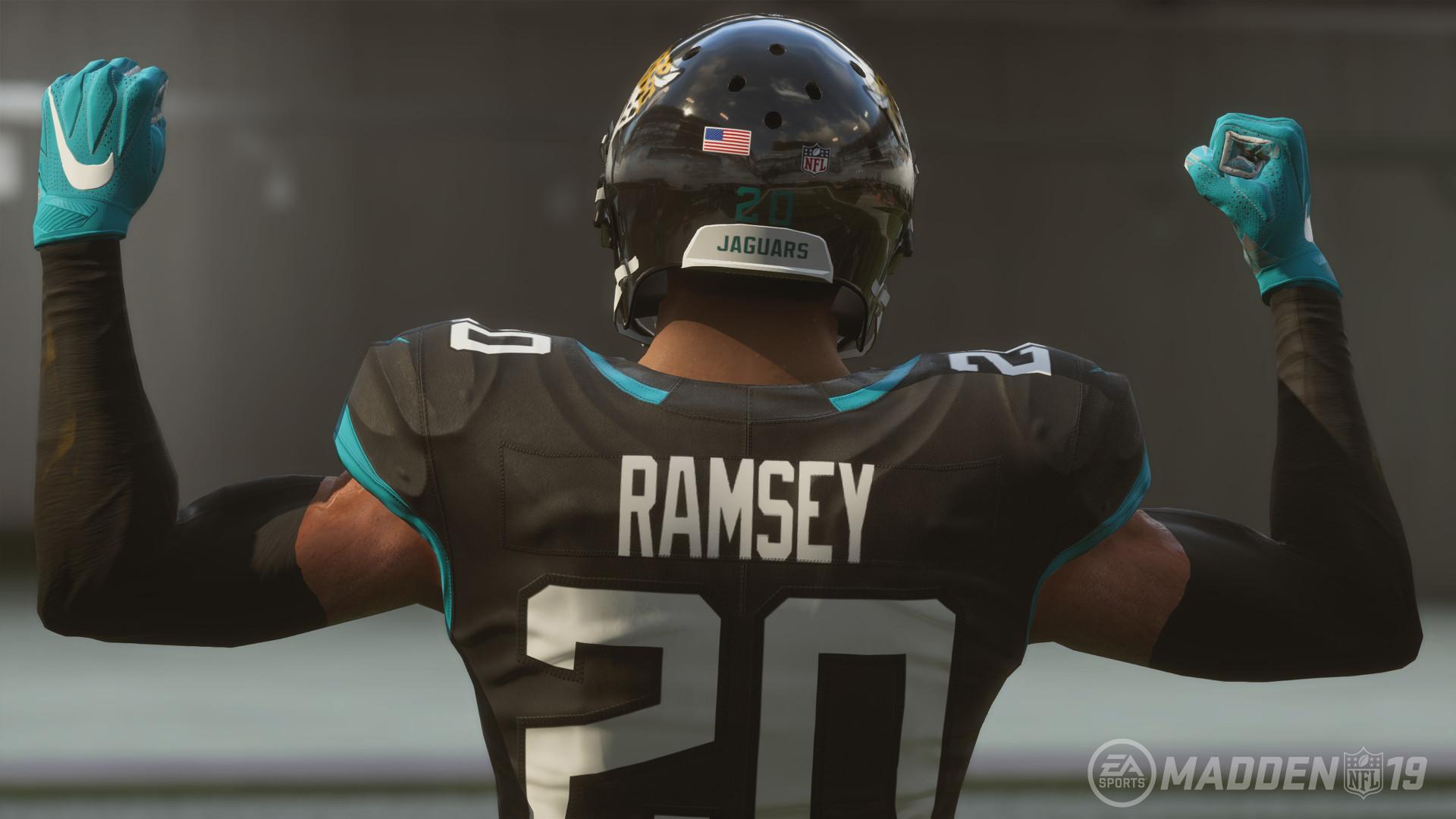 Madden NFL 19 Jalen Ramsey