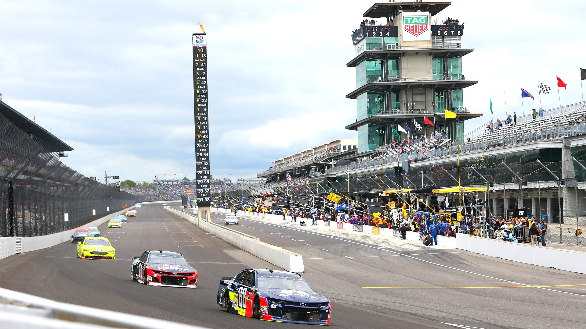 What channel is NASCAR on today? Time, TV schedule for Brickyard 400