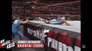 Royal Rumble Intruders Top 10
