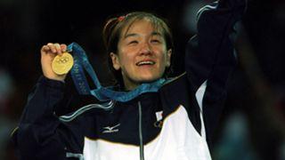 田村亮子, 谷亮子, アテネオリンピック, 金メダル