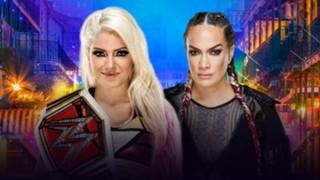 WWE レッスルマニア34 人気 アレクサ・ブリス 女子