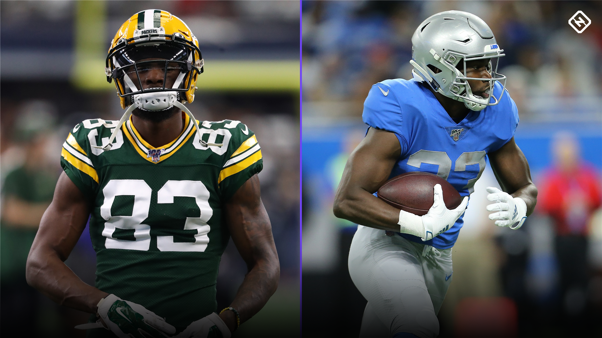DraftKings Week 6 Monday Night Showdown: Picks, advice for Packers vs. Lions NFL DFS