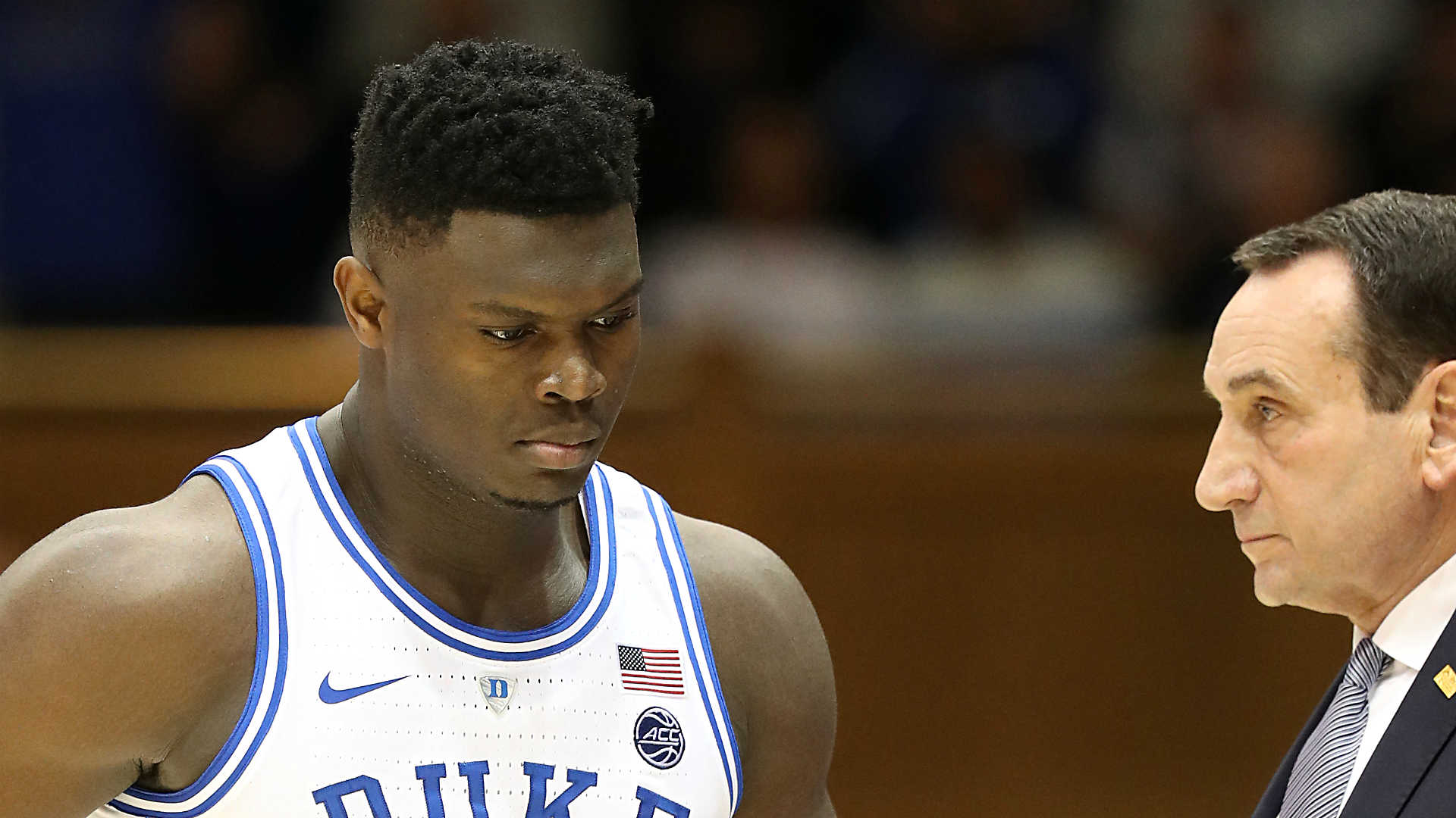 efec2bde085 Calls for Zion Williamson to  shut it down  at Duke are irrational ...