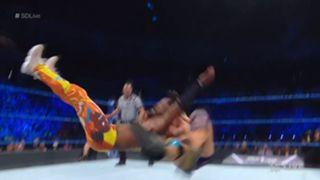 WWE スマックダウン #987 ニュー・デイ サニティ