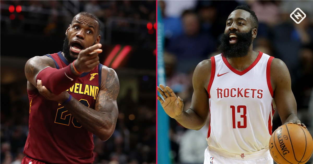 promo code c766d c794b Cavs vs. Rockets: Score, results, highlights from Houston's ...