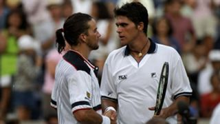 Pat Rafter Mark Philippoussis