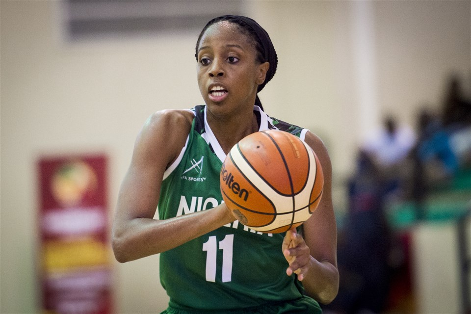 Adaroa Elonu FIBA Nigeria