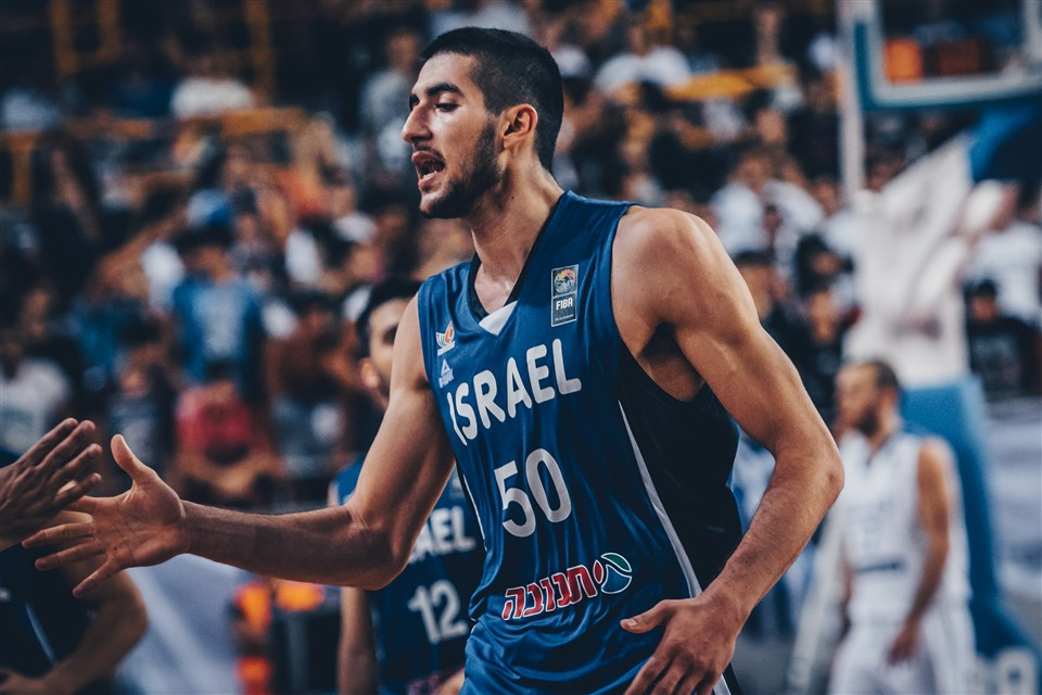Yovel Zoosman FIBA Israel