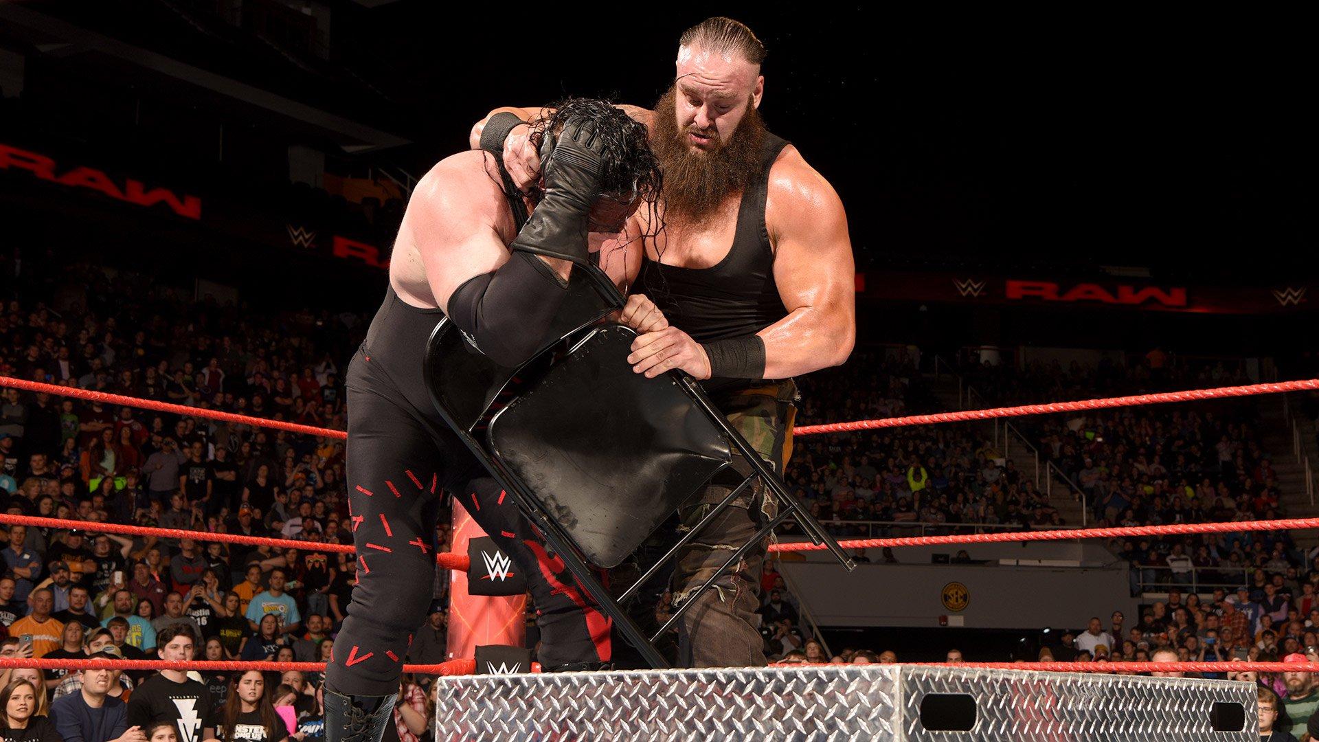 WWE『RAW#1279』はどうなった?