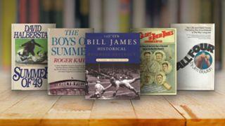 Baseball books FTR