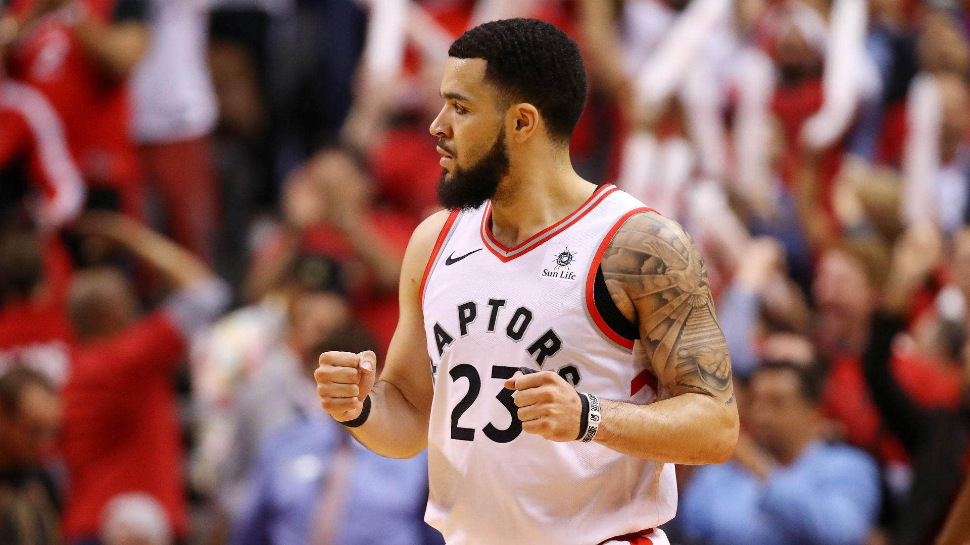 Raptors' Fred VanVleet is the X-factor that pushed Toronto ...