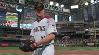 MLB The Show 16 Zack Greinke