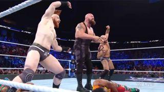 WWE スマックダウン #1001 スマックダウン・タッグ王座