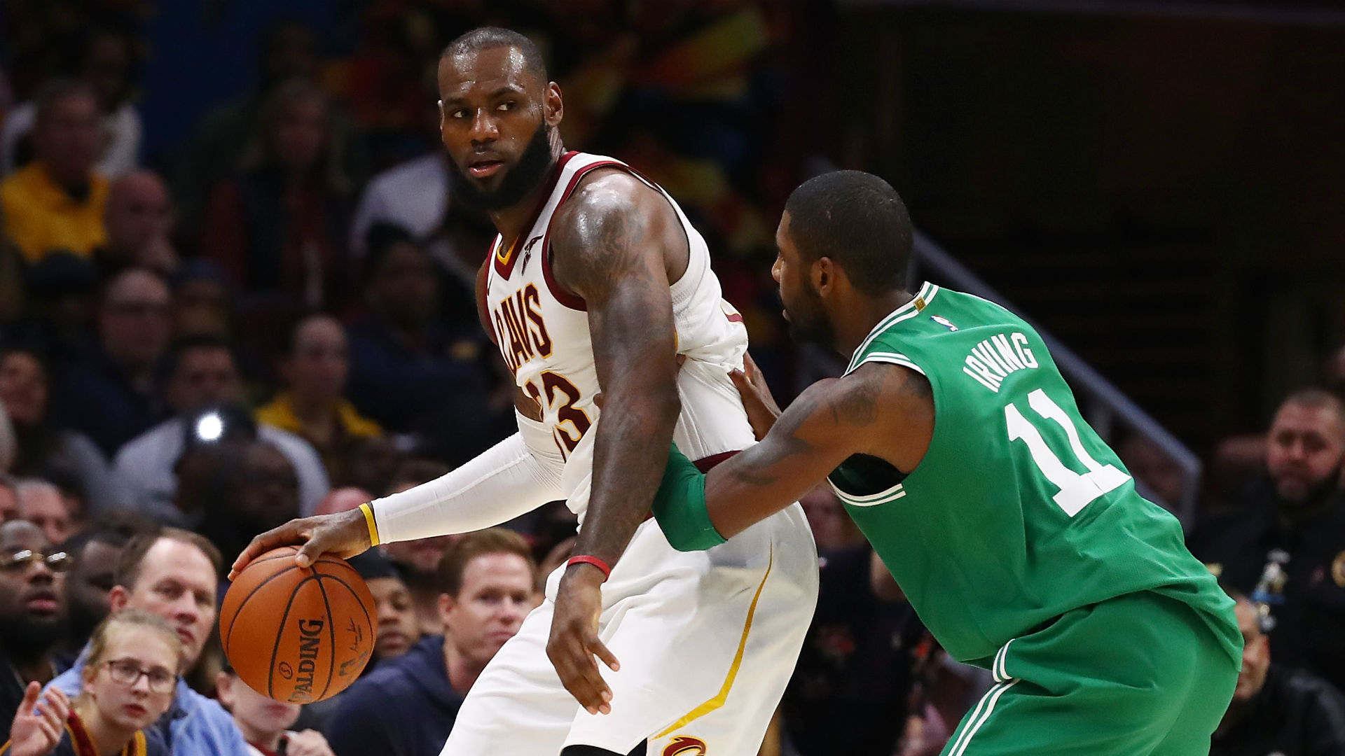 NBA schedule: Week of Jan. 1 games include Cavs-Celtics, Warriors-Rockets